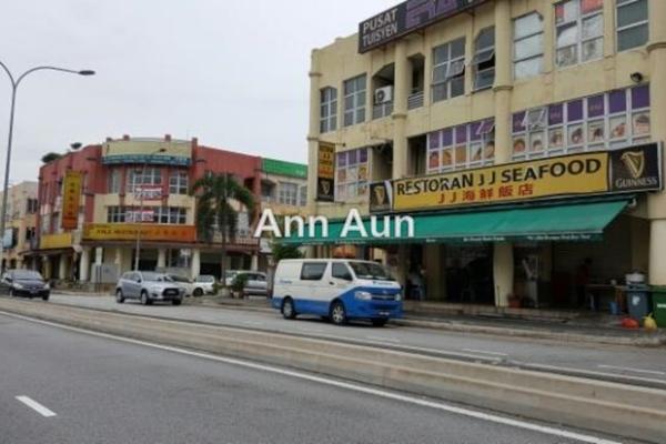 For Rent Shop at USJ 21, UEP Subang Jaya Leasehold Unfurnished 0R/0B 7.5k