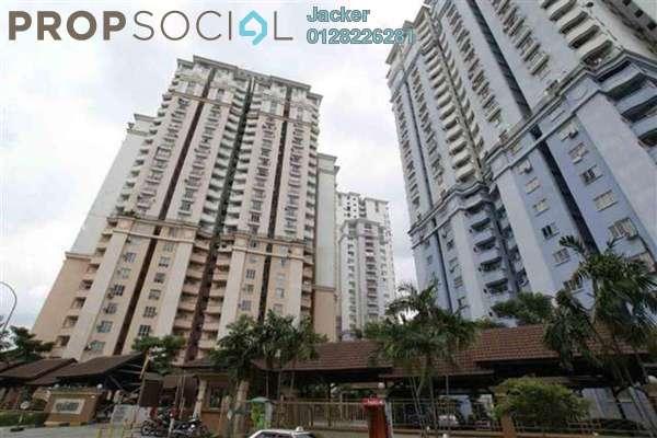 For Sale Condominium at Ridzuan Condominium, Bandar Sunway Leasehold Semi Furnished 3R/2B 370k