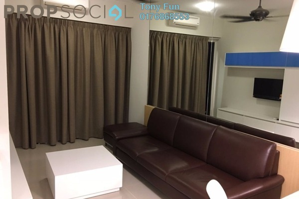 For Rent Condominium at Dex @ Kiara East, Jalan Ipoh Leasehold Fully Furnished 1R/1B 2k