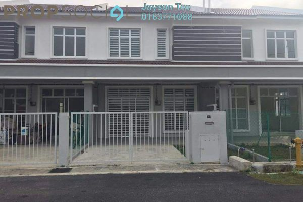 For Rent Terrace at Taman Langat Utama, Banting Freehold Semi Furnished 4R/3B 1.3k