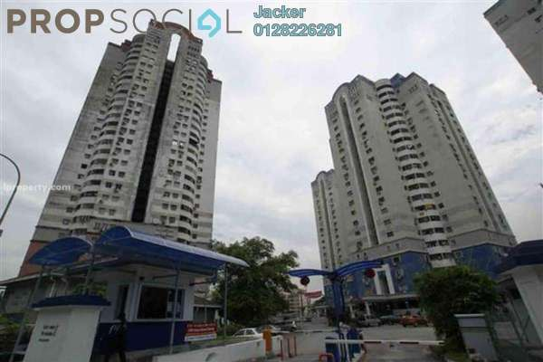 For Rent Condominium at Bukit Pandan 2, Pandan Perdana Freehold Semi Furnished 3R/2B 1.3k