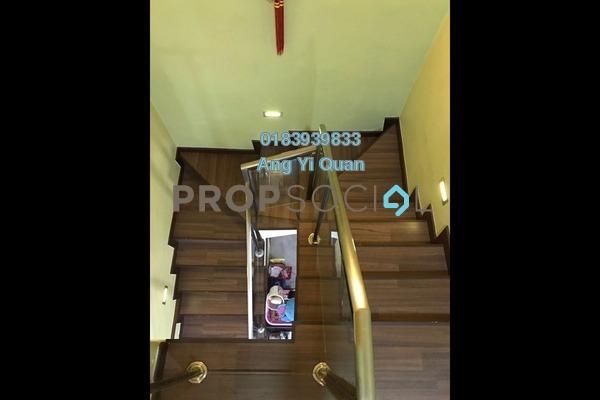 For Sale Terrace at Taman Menjalara, Bandar Menjalara Leasehold Semi Furnished 4R/3B 980k