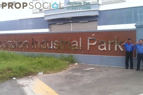 For Rent Factory at Taming Jaya Industrial Park, Balakong Freehold Unfurnished 0R/0B 10.5k