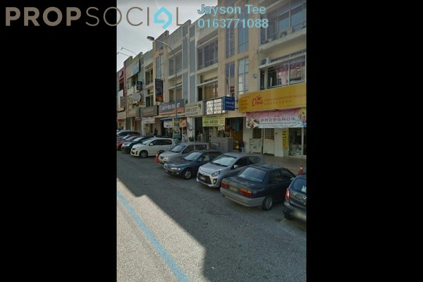 For Rent Shop at Mahkota Walk, Bandar Mahkota Cheras Freehold Unfurnished 0R/0B 1.0千