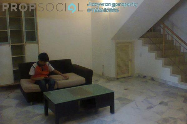 For Rent Townhouse at Sunway Giza, Kota Damansara Leasehold Semi Furnished 4R/3B 2.15k