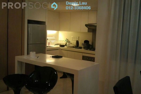 For Rent Condominium at myHabitat, KLCC Freehold Fully Furnished 1R/1B 3.5k