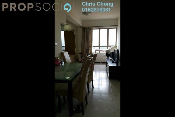 For Rent Condominium at Ritze Perdana 1, Damansara Perdana Leasehold Fully Furnished 1R/1B 1.1k
