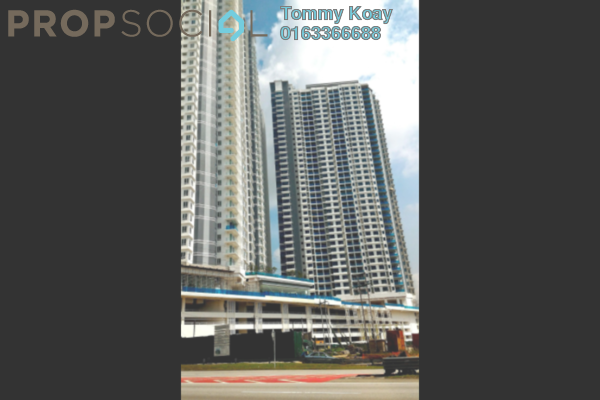 For Rent Condominium at Desa Green Serviced Apartment, Taman Desa Freehold Fully Furnished 1R/1B 1.8k