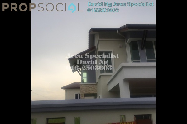 For Rent Terrace at Ayu Impian, Setia Alam Freehold Unfurnished 4R/4B 2.5k
