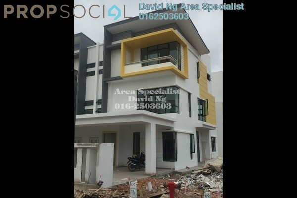 For Sale Semi-Detached at Sunway Montana, Melawati Freehold Unfurnished 4R/4B 1.29m
