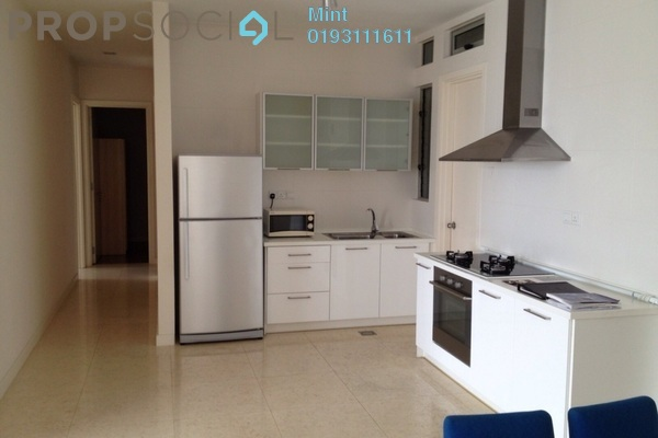 For Rent Condominium at Idaman Residence, KLCC Freehold Fully Furnished 3R/2B 4.8k