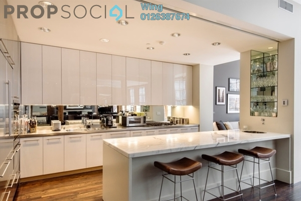 Industrial modern new york kitchen loft condo soho 8.75 million facebook co founder real estate shop room ideas interior design decorating pinterest white kitchen idea s62pzudghebb158wlzeq small
