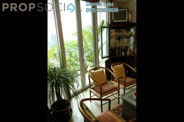 For Rent Condominium at Kirana Residence, KLCC Freehold Fully Furnished 3R/4B 10k