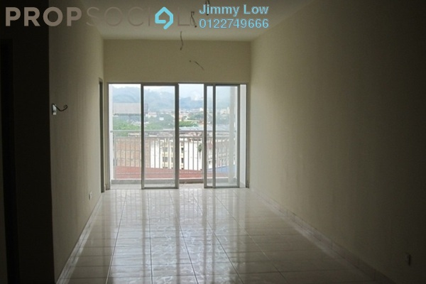 For Sale Condominium at Symphony Heights, Selayang Leasehold Unfurnished 2R/2B 348k