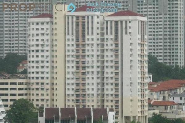 For Rent Apartment at Century Park, Batu Uban Freehold Unfurnished 3R/2B 1k