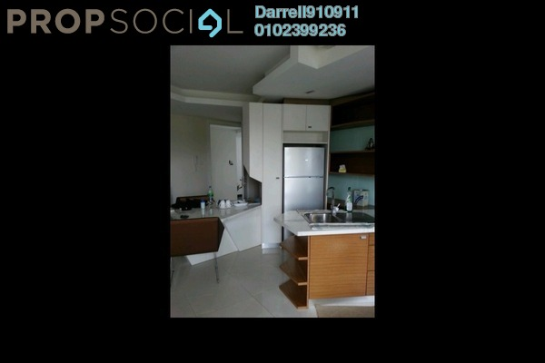 For Rent Condominium at VERVE Suites, Mont Kiara Freehold Fully Furnished 1R/1B 3k