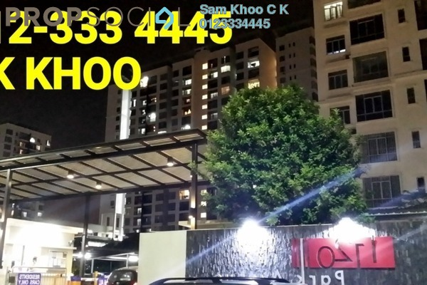 For Sale Condominium at 1120 Park Avenue, PJ South Leasehold Semi Furnished 3R/2B 400k