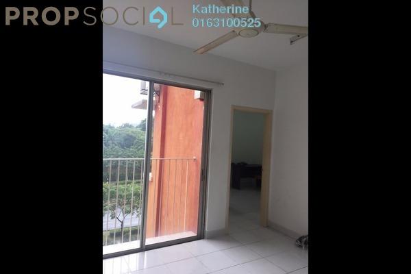 For Rent Condominium at Cyberia Crescent 1, Cyberjaya Freehold Semi Furnished 4R/2B 1.5k