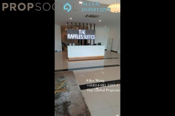For Rent Condominium at Taman Skudai Baru, Skudai Freehold Semi Furnished 3R/2B 1.6k