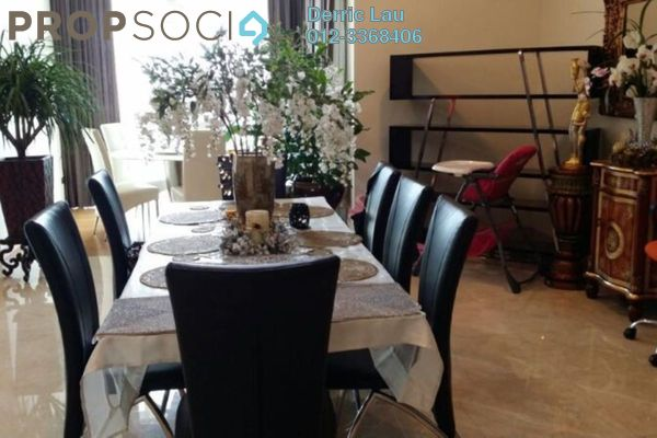 For Rent Condominium at The Pearl, KLCC Freehold Semi Furnished 3R/4B 13k