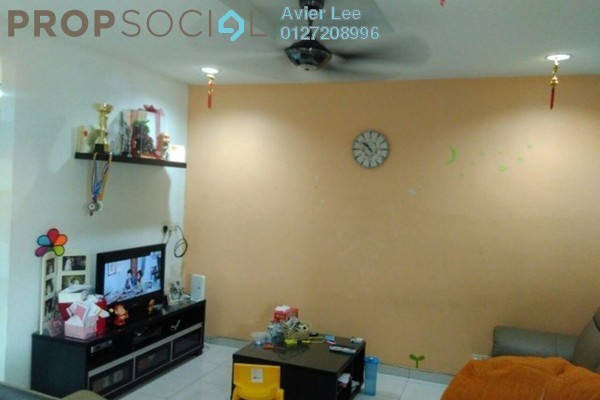 For Sale Terrace at Taman Sentosa, Kajang Freehold Semi Furnished 4R/3B 380k