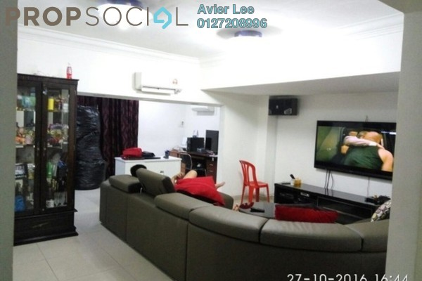 For Sale Semi-Detached at Mutiara Bukit Raja 2 Apartment, Klang Freehold Semi Furnished 5R/3B 1m