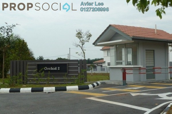 For Sale Terrace at Taman Orkid Desa, Cheras Leasehold Unfurnished 4R/3B 460k