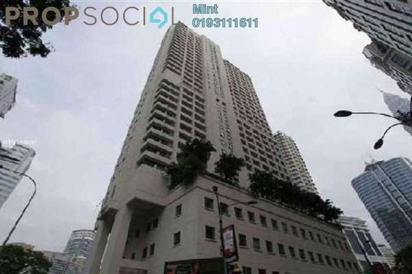 For Rent Condominium at Crown Regency, KLCC Freehold Fully Furnished 3R/1B 5k