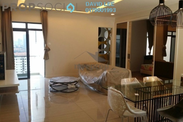 For Rent Serviced Residence at Eve Suite, Ara Damansara Freehold Fully Furnished 1R/1B 1.65k