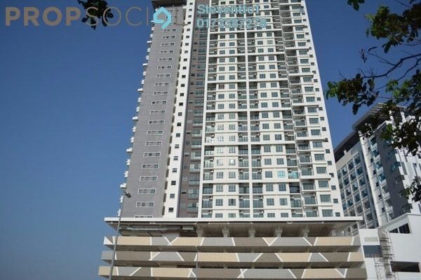 For Rent SoHo/Studio at DPulze, Cyberjaya Freehold Semi Furnished 1R/1B 1.4k