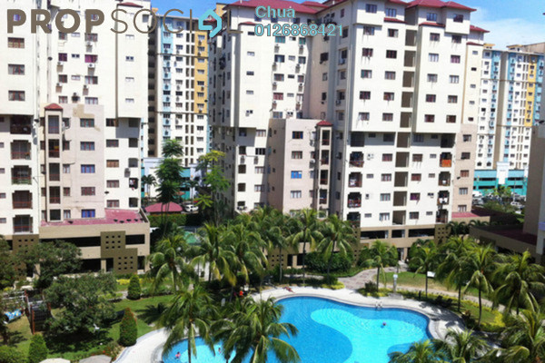 For Rent Condominium at Prisma Cheras, Cheras Freehold Unfurnished 3R/2B 1.2k