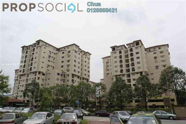 For Sale Condominium at Prisma Cheras, Cheras Freehold Unfurnished 3R/2B 438k