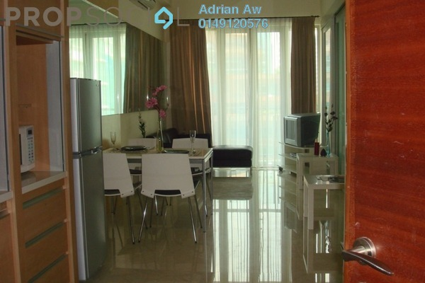For Rent Serviced Residence at Marc Service Residence, KLCC Freehold Fully Furnished 2R/2B 4.5k