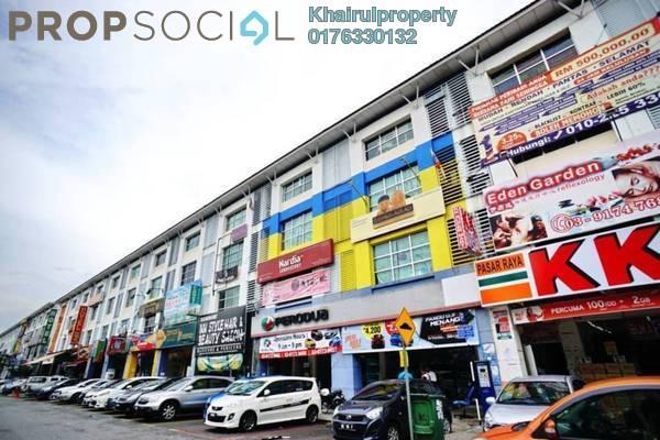 For Sale Shop at Dataran Dwitasik, Bandar Sri Permaisuri Leasehold Unfurnished 1R/1B 7m