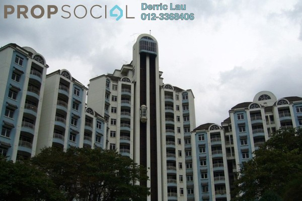 For Rent Condominium at 1A Stonor, KLCC Leasehold Fully Furnished 1R/1B 2.5k