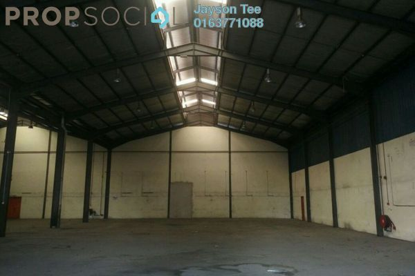 For Rent Factory at Cheras Jaya Industrial Park, Balakong Leasehold Unfurnished 0R/0B 15.6k