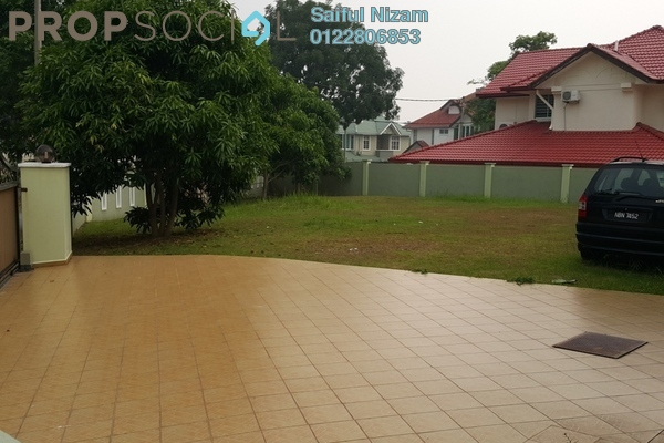 For Sale Bungalow at Bukit Rasah, Seremban Freehold Semi Furnished 7R/5B 1.05m