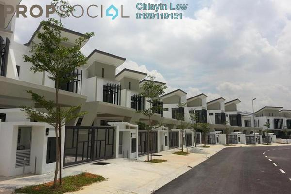 For Sale Terrace at Laman Glenmarie, Saujana Freehold Unfurnished 4R/4B 1.18m