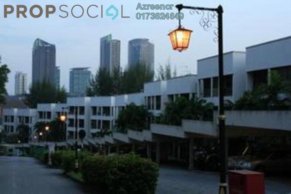 For Rent Condominium at Bangsar Heights, Bangsar Freehold Semi Furnished 2R/2B 2.7k