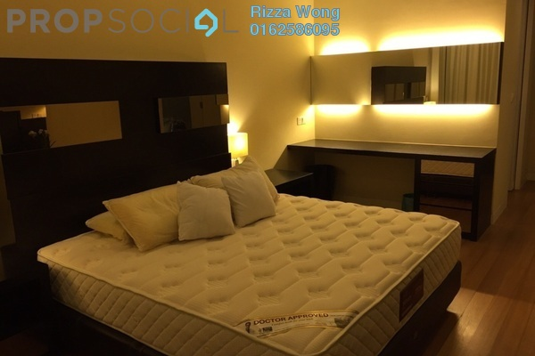 For Rent Condominium at Pavilion Residences, Bukit Bintang Leasehold Fully Furnished 2R/2B 9.5k