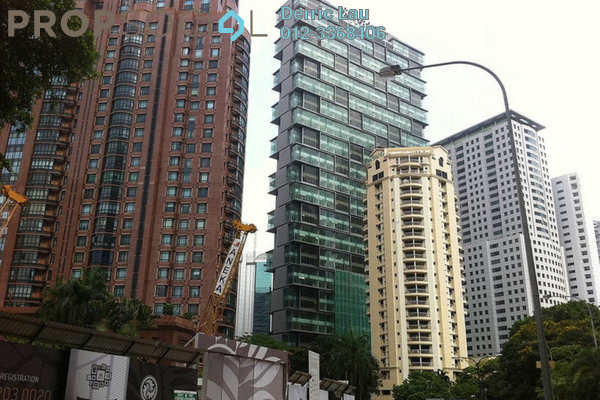 For Rent Condominium at Vipod Suites, KLCC Freehold Fully Furnished 2R/2B 5.8k