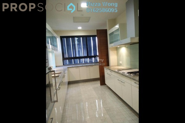 For Rent Condominium at The Binjai On The Park, KLCC Freehold Semi Furnished 3R/4B 18k