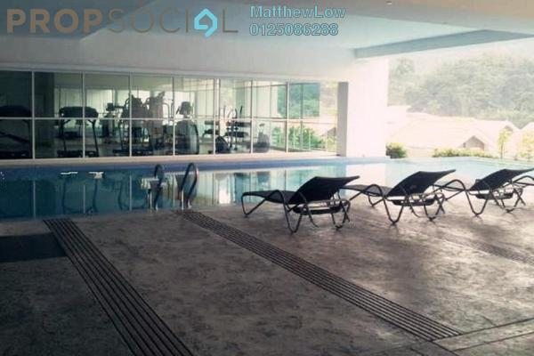 For Rent Condominium at Zan Pavillon, Sungai Ara Freehold Semi Furnished 4R/2B 1.55k