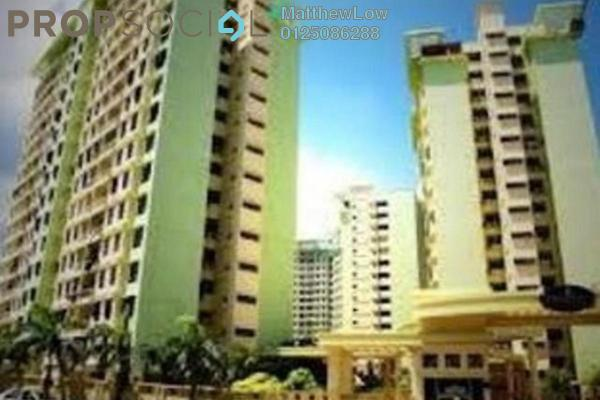 For Rent Condominium at Putra Place, Bayan Indah Leasehold Fully Furnished 3R/2B 1.8k