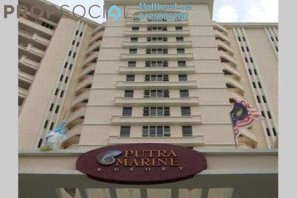 For Sale Condominium at Putra Marine, Bayan Indah Leasehold Fully Furnished 4R/4B 1.8m