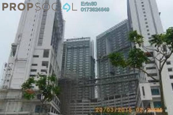 For Rent Condominium at Garden Plaza @ Garden Residence, Cyberjaya Freehold Fully Furnished 2R/2B 2.5k