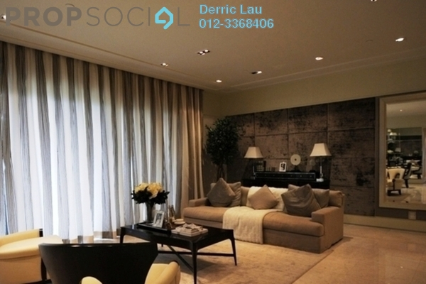 For Rent Condominium at The Binjai On The Park, KLCC Freehold Fully Furnished 3R/5B 25.0千