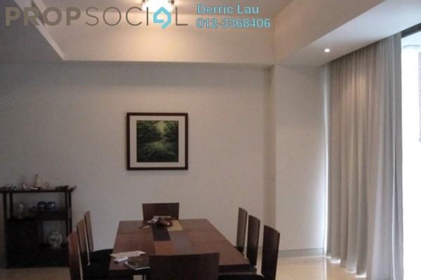 For Rent Condominium at Suria Stonor, KLCC Freehold Semi Furnished 4R/6B 11k