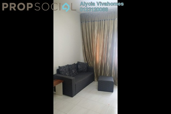 For Rent Condominium at Koi Kinrara, Bandar Puchong Jaya Freehold Semi Furnished 3R/2B 1.5k