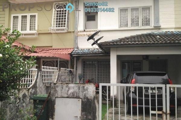 For Sale Terrace at Taman Wangsa Melawati, Wangsa Maju Freehold Unfurnished 0R/2B 600k